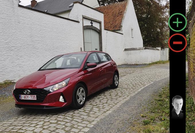 Wat vind ik van de Hyundai i20 1.0 T-GDi? #1