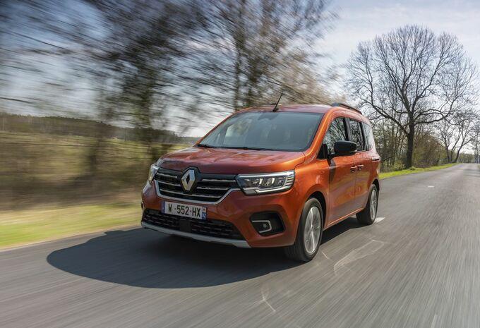 Renault Kangoo dCi 95 : la vie de famille #1