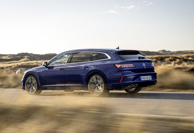 Volkswagen Arteon Shooting Brake R (2021) #1