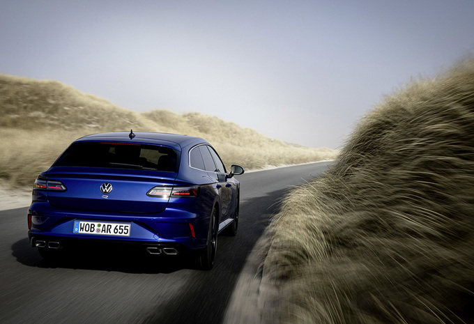 Volkswagen Arteon Shooting Brake R (2021) - un style sportif et élégant #1