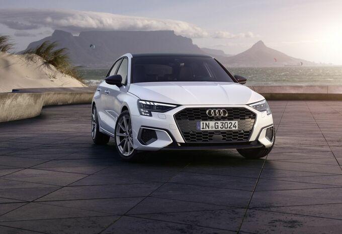 Audi A3 Sportback 30 g-tron  - fidèle au CNG #1