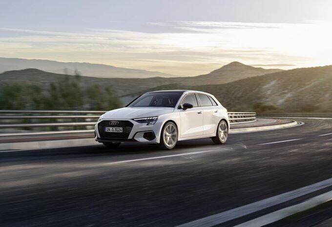Audi A3 Sportback 30 G-Tron (2021) #1