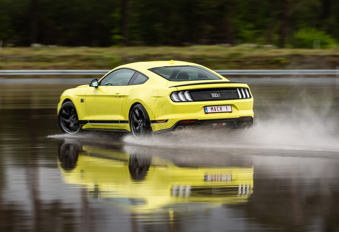Ford Mustang Mach 1 (2021) #1