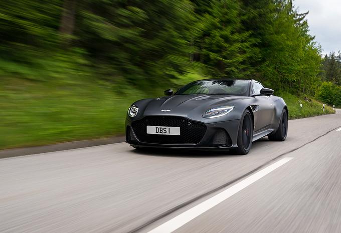 Aston Martin DBS Superleggera  - Brute britannique #1