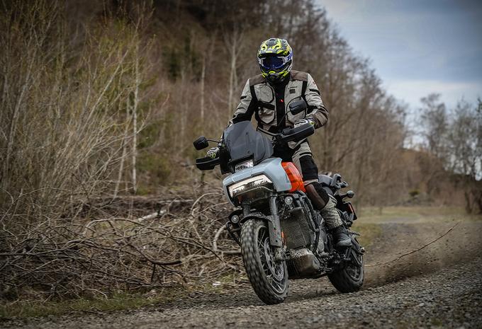 Harley-Davidson Pan America (2021) - motortest #1