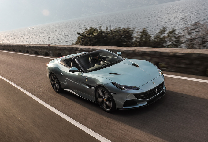 Ferrari Portofino M - met de M van meer #1