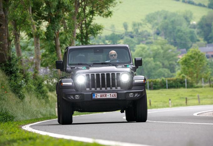 Jeep Wrangler 4xe : Het avontuur gaat voort #1
