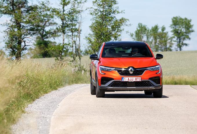 Renault Arkana 1.3 TCe 140 : Opération séduction #1