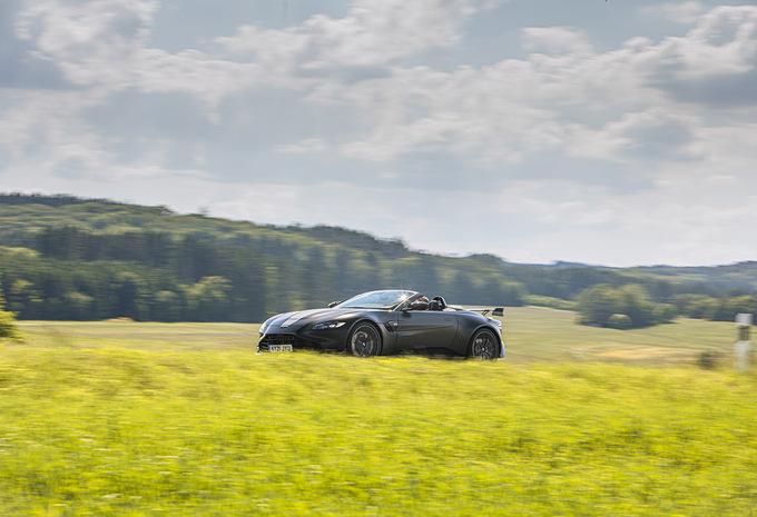 2021 Aston Martin Vantage Roadster F1 Edition