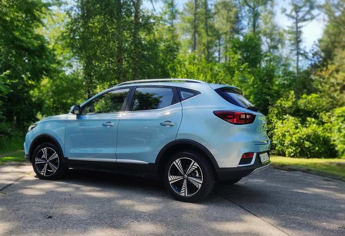 Test 2021 MG ZS EV - Review AutoGids