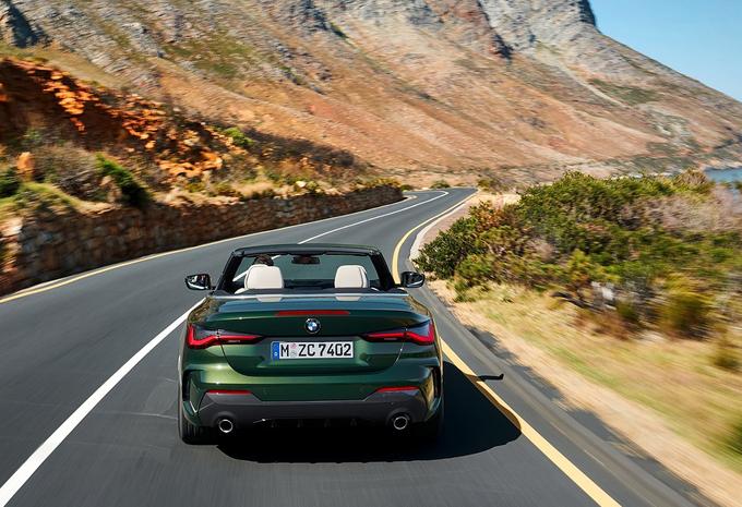 2021 BMW 4 Cabrio