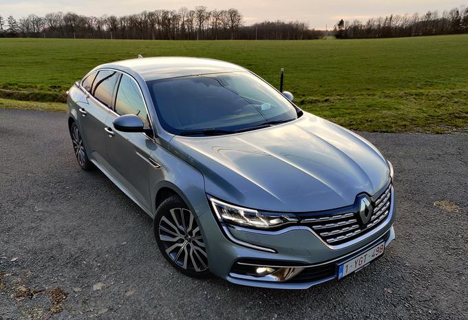 2021 facelift Renault Talisman Diesel EDC 4Control