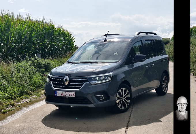Essai blog - Renault Kangoo 2021