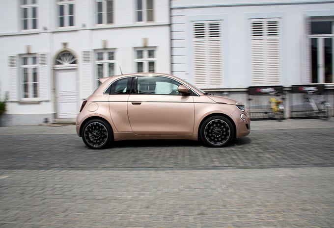 Fiat 500 e 3+1 2021