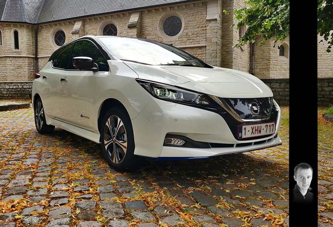 Nissan Leaf e+ 2021 - Essai du Moniteur Automobile