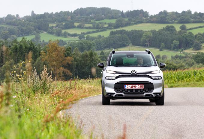 Citroën C3 Aircross 1.2 Puretech 110 : Nouvelle façade #1