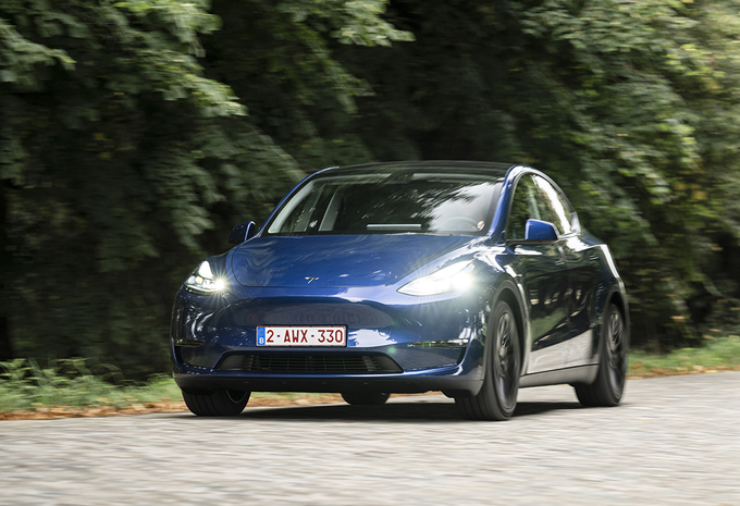 Tesla Model Y Long Range : La suite logique #1