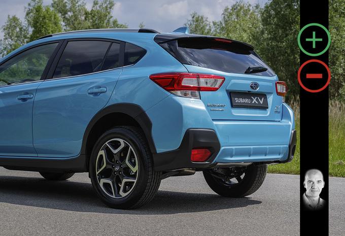 Subaru XV 2.0 e-Boxer 2021