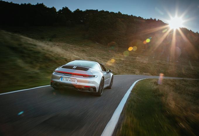 2021 Porsche 911 Targa 4 GTS