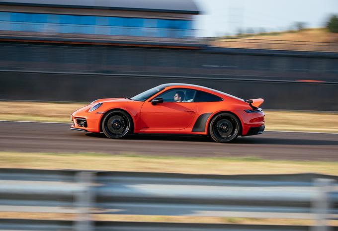 2021 Porsche 911 GTS