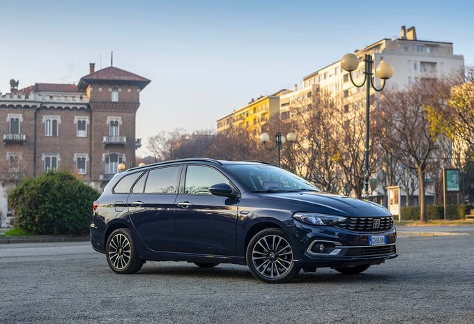 Fiat Tipo SW Life 2021