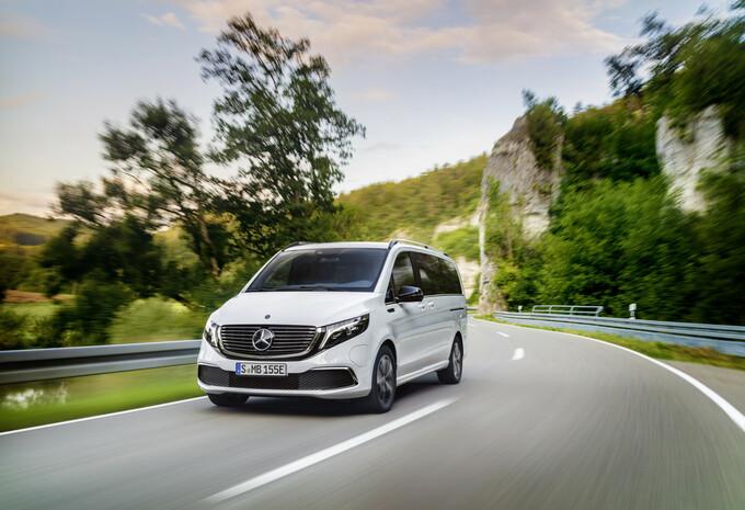 2021 Mercedes EQV 300