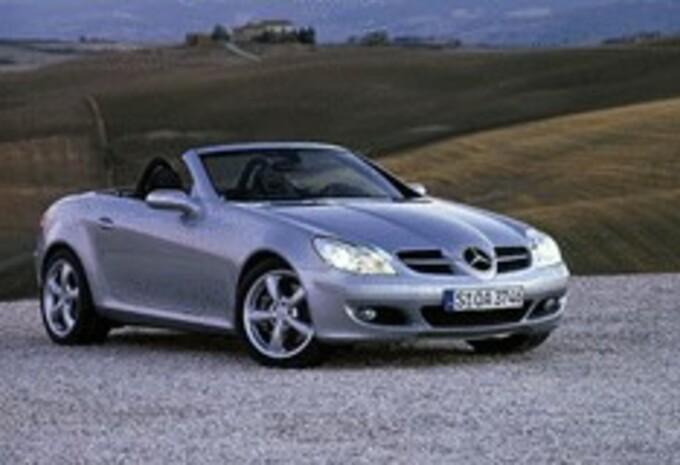Mercedes SLK #1
