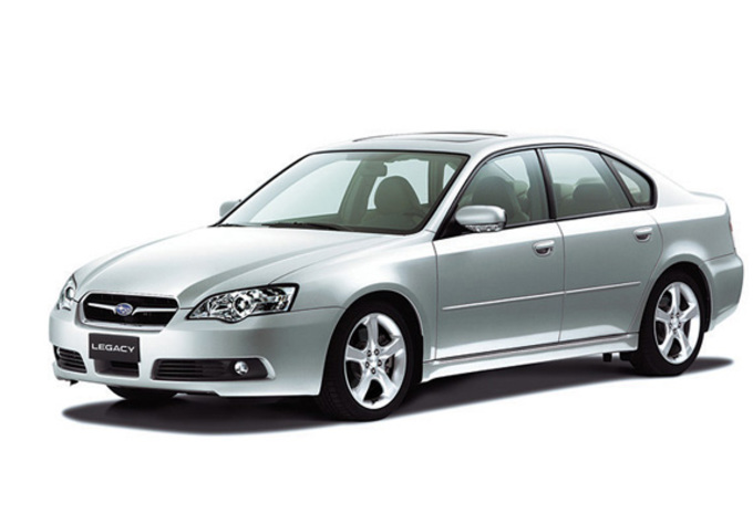 Subaru Legacy 2.0 Touring Wagon, 2.5 Outback & 3.0R Sedan #1
