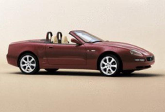 Maserati Spyder #1
