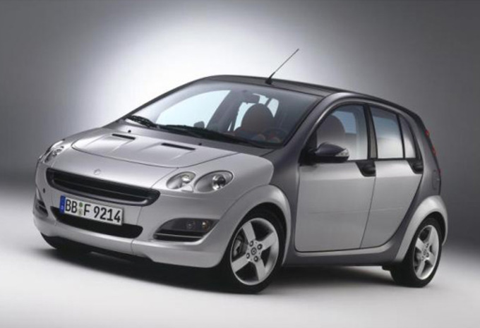 Smart Forfour 1.3 #1