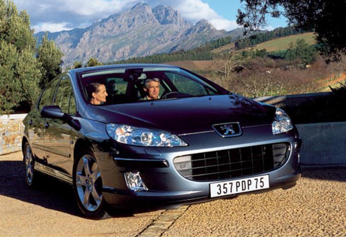 Honda Accord 2.2 i-CTDi, Mazda 6 2.0 CDVi 136, Opel Vectra 1.9 CDTI 150, Peugeot 407 2.0 HDi & Skoda Octavia 2.0 TDI #1