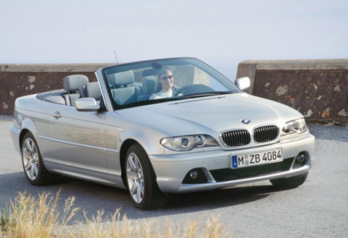 BMW 320Cd Cabrio #1
