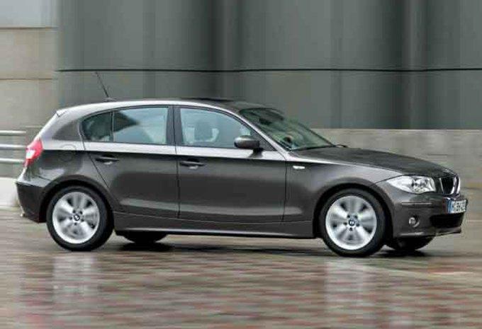 BMW 120d vs Audi A3 2.0 TDI #1
