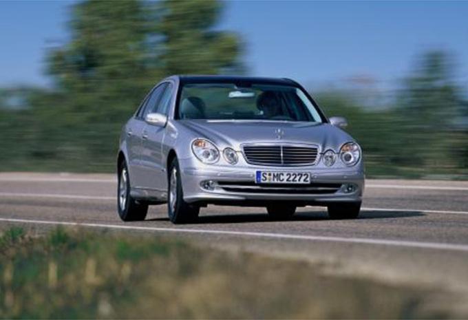 Mercedes E350 #1