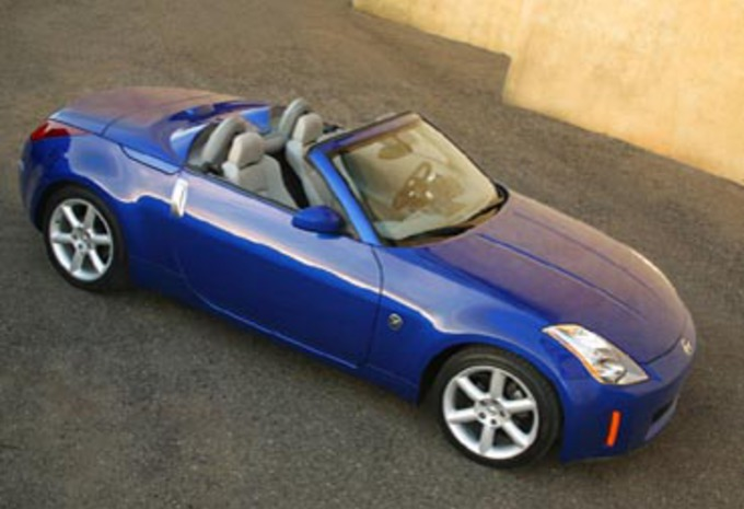 essai nissan 350z roadster moniteur automobile. Black Bedroom Furniture Sets. Home Design Ideas