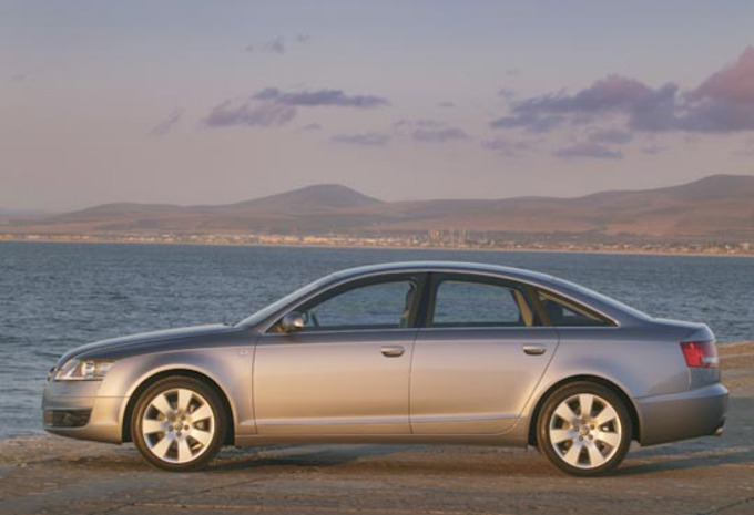 Audi A6 2.7 TDI 163 #1