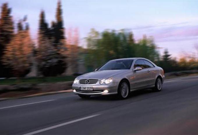 Mercedes CLK 320 CDI #1