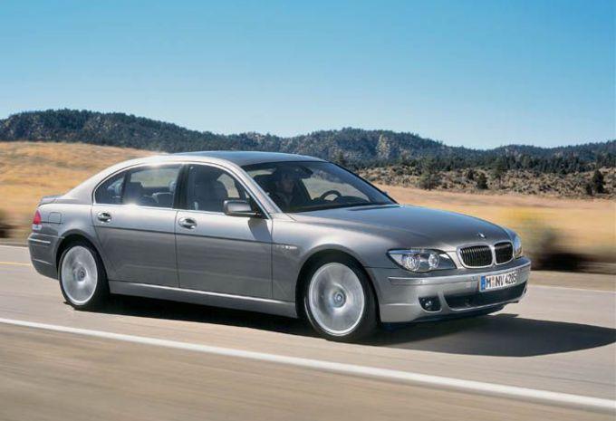 BMW 730i & 745d #1