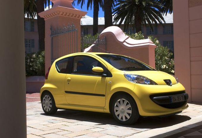 Peugeot 107 1.4 HDi #1