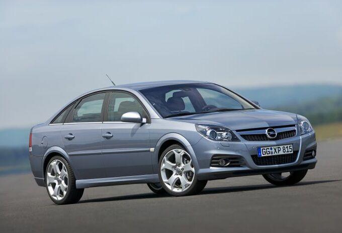 Opel Vectra & Signum facelift #1