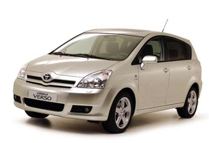Toyota Corolla Verso 2.2 D-4D #1