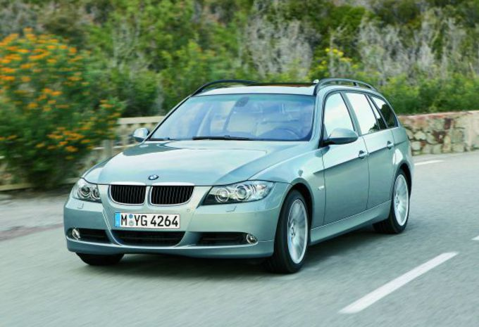 BMW 320d Touring & 325i Touring #1