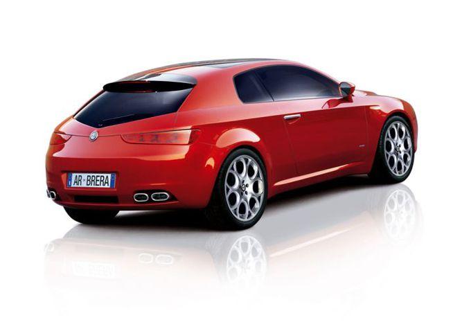 Alfa Romeo Brera #1