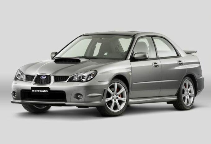 Subaru Impreza 2.0 R, 2.5 WRX & 2.5 WRX STi #1