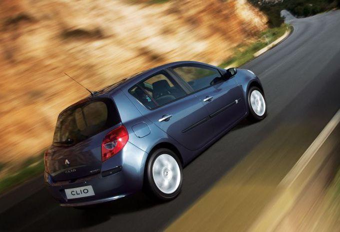 Renault Clio 1.2 & 1.5 dCi 70 #1