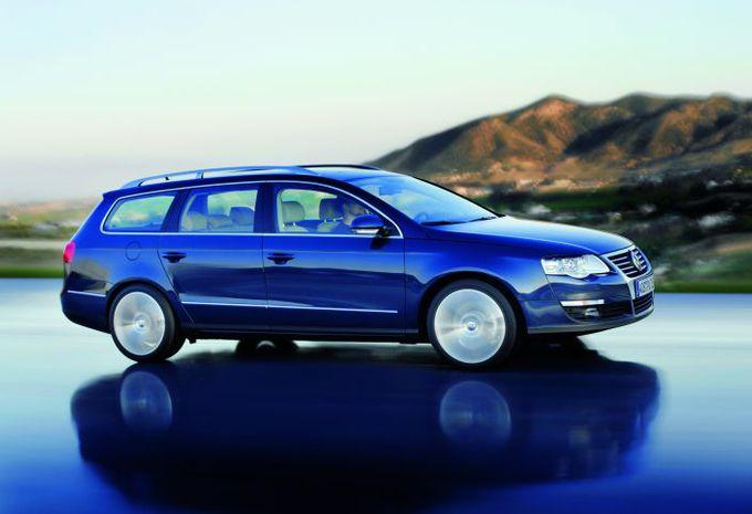 VW Passat 3.2 V6 FSI 4Motion #1