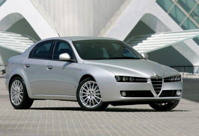 Alfa Romeo 159 1.9 JTS, 2.2 JTS, 1.9 JTD 115 & 2.4 JTD #1