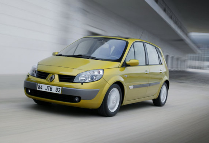 Renault Scénic 2.0 dCi 150 #1