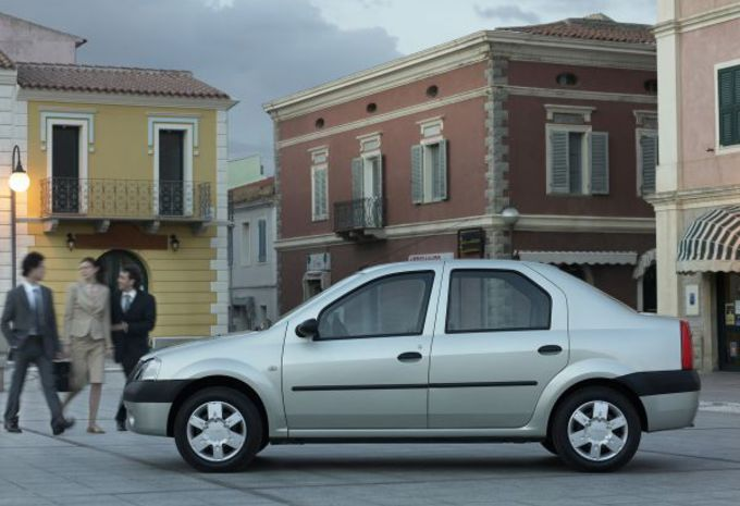 Dacia Logan 1.5 dCi #1