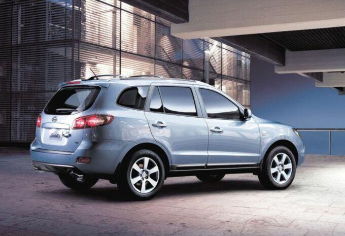 Hyundai Santa Fe 2.2 CRDi #1